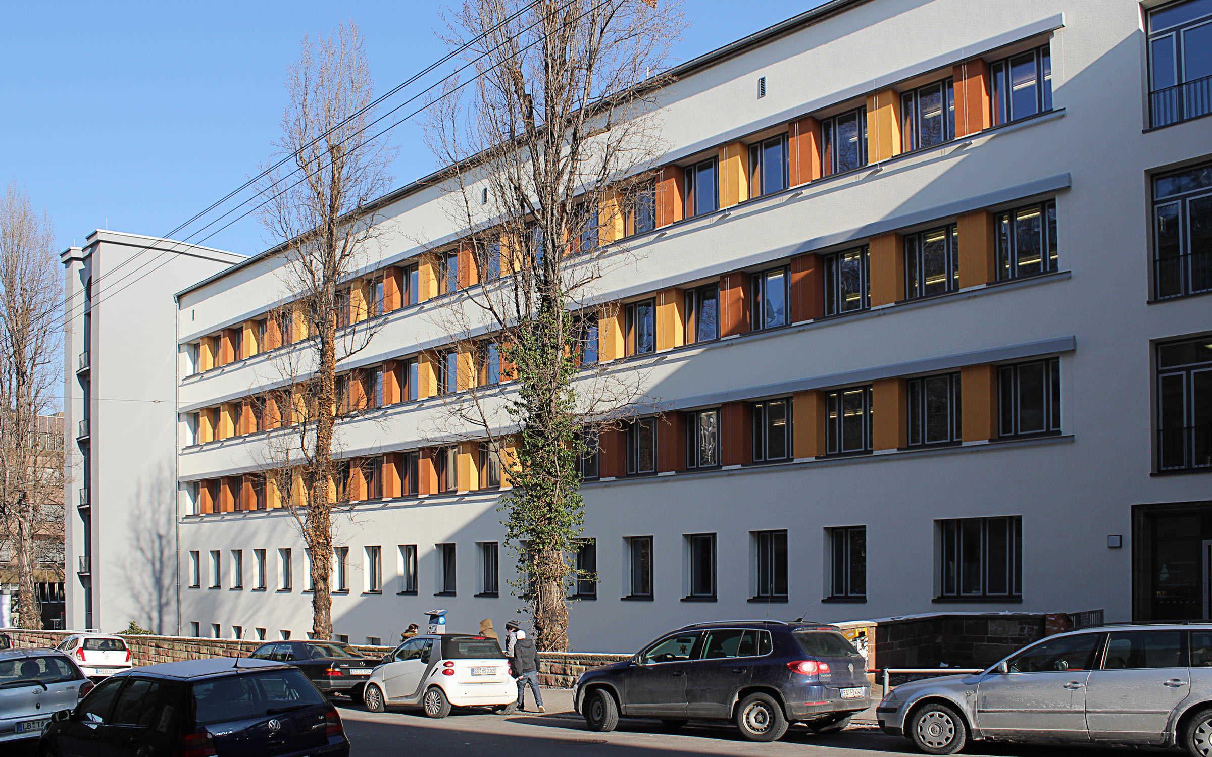 Projekt Wirtschaftsgymnasium Stuttgart-West, Stuttgart