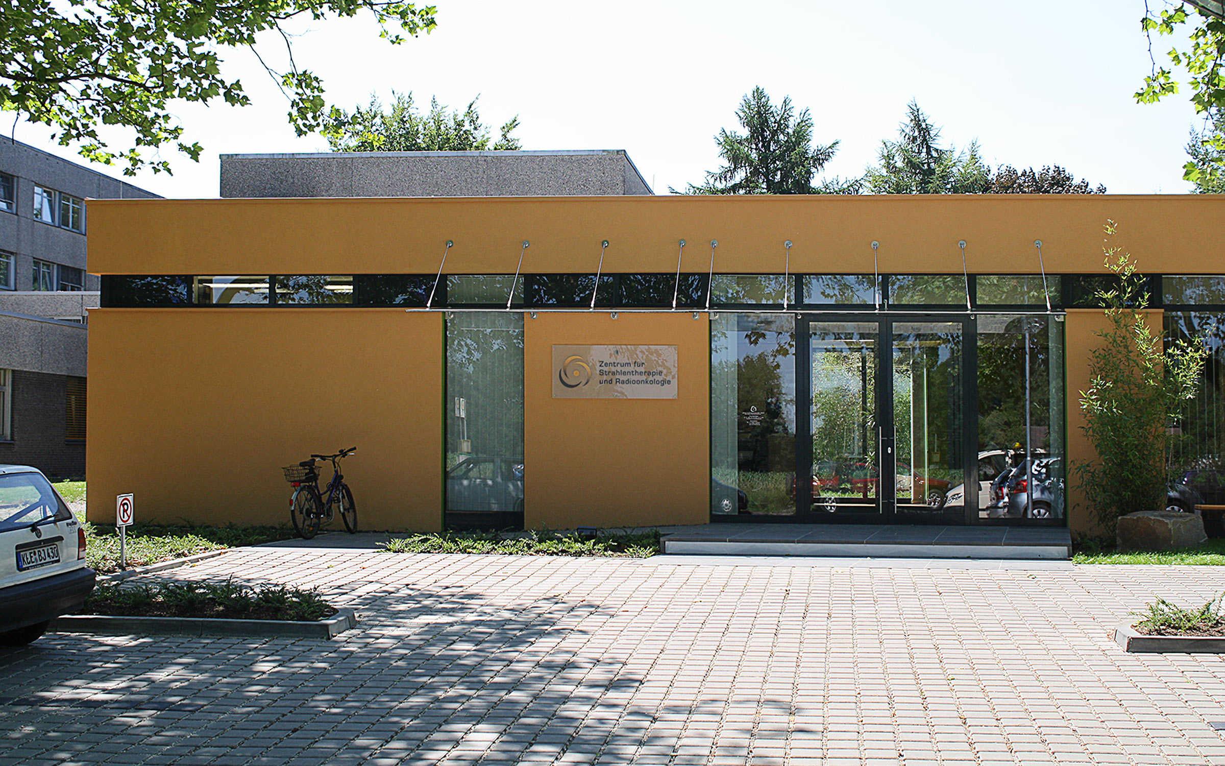 Projekt Wilhelm-Anton-Hospital Strahlentherapie, Goch