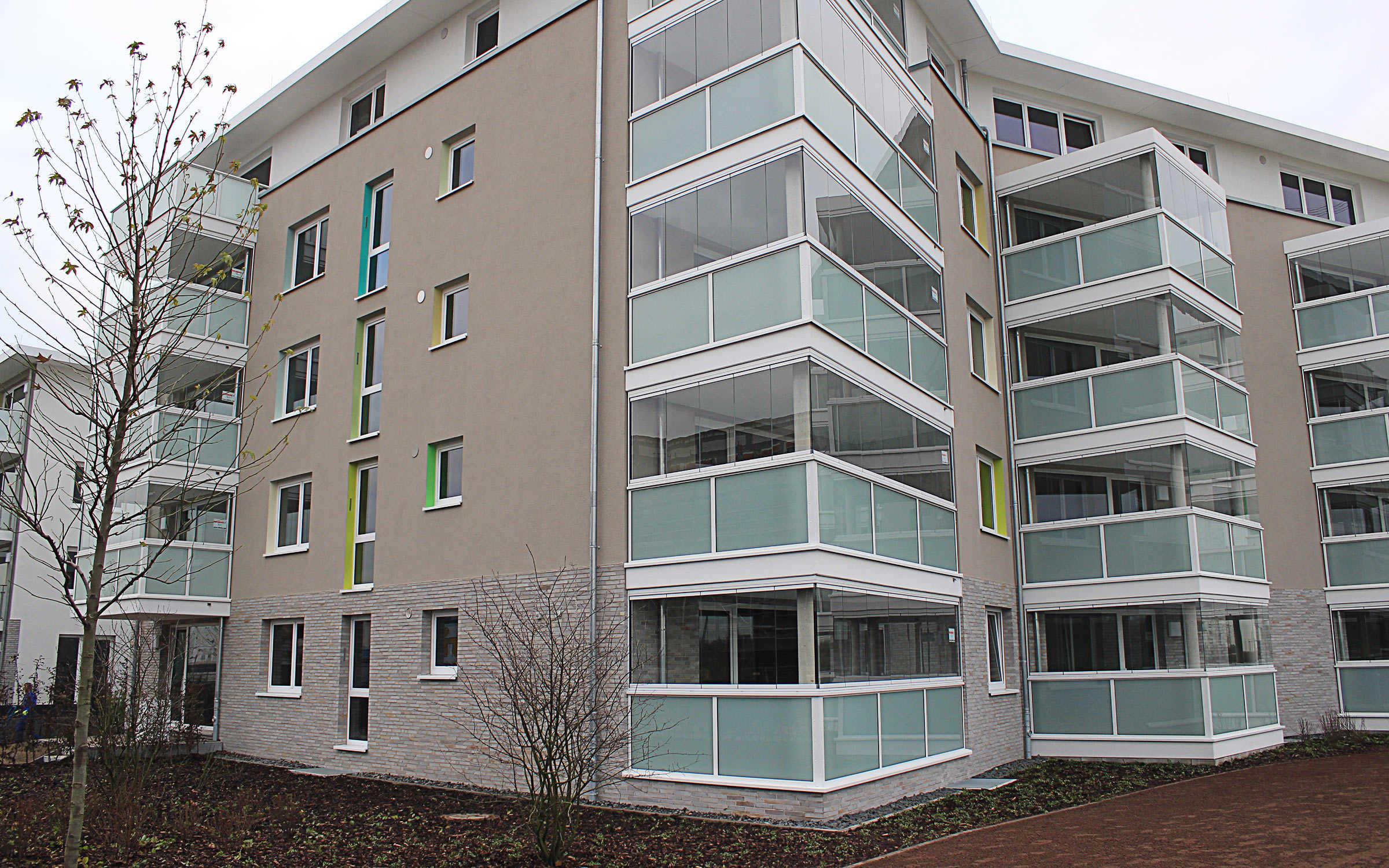 Projekt LADY DI'S LOVE AFFAIR, Frankfurt a. M. Riedberg Westflügel