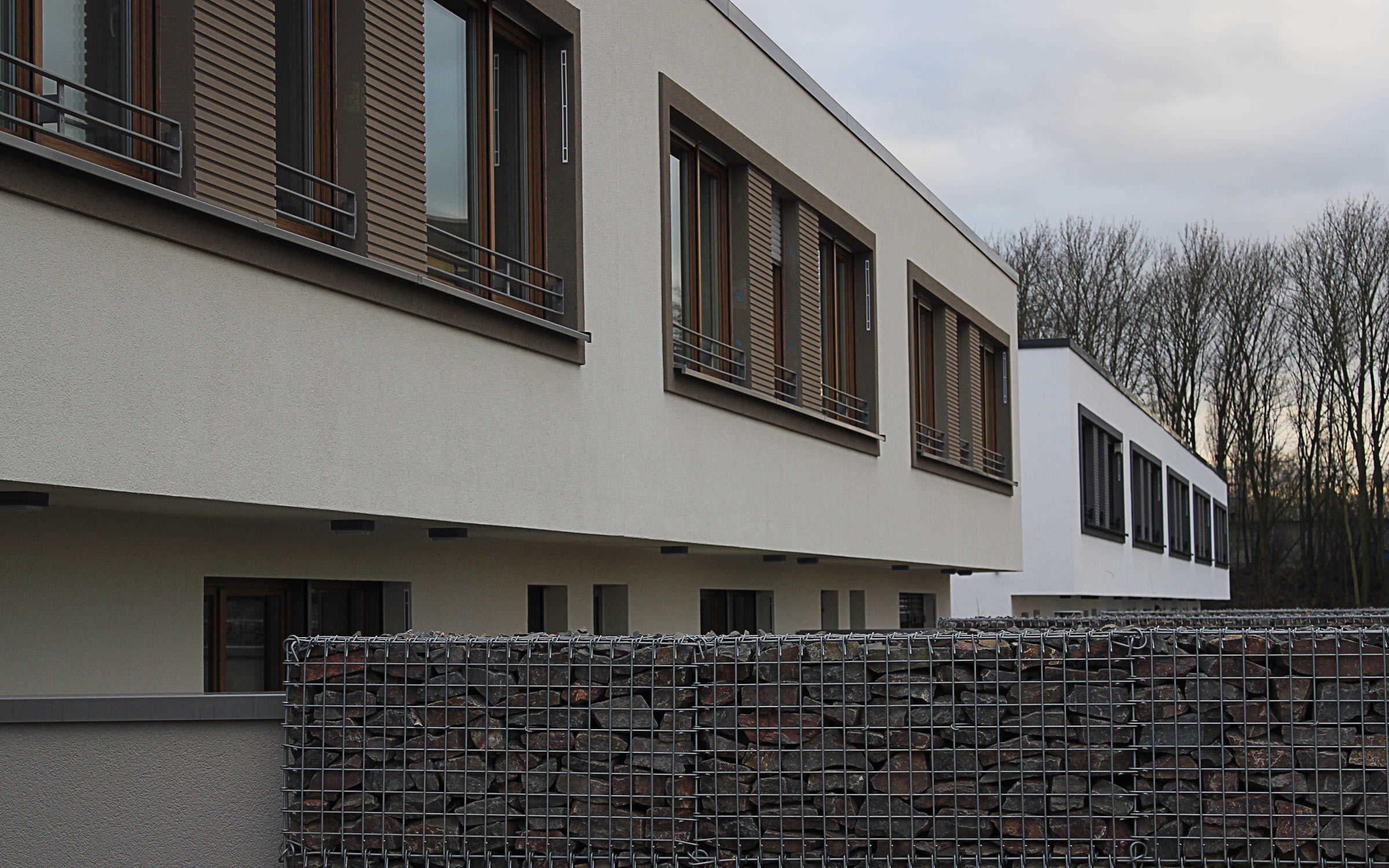 """Projekt """"Die Lichtung"""", Vinzensallee, Köln"""