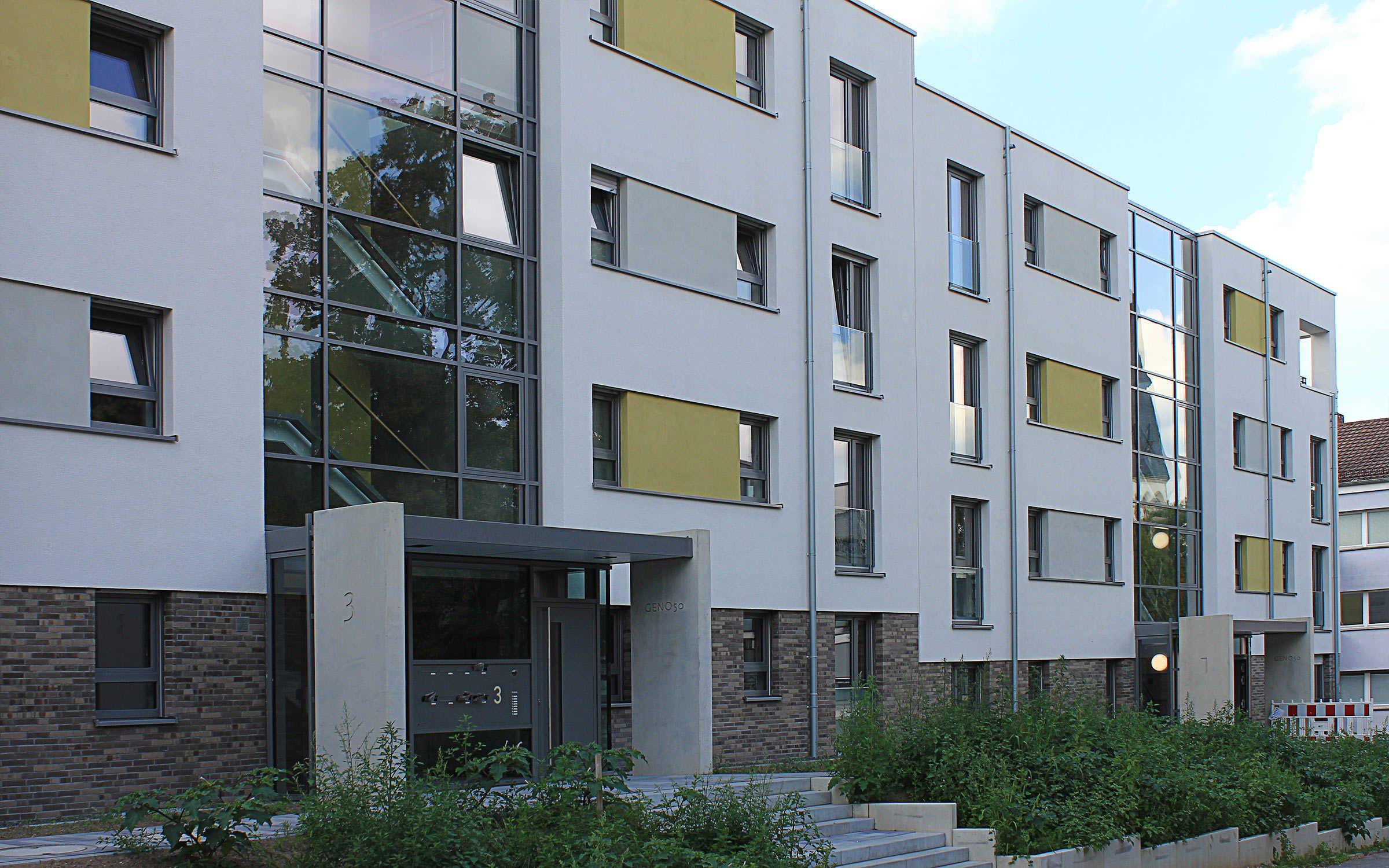"""Projekt """"Mörike Karree"""", Wiesbaden"""