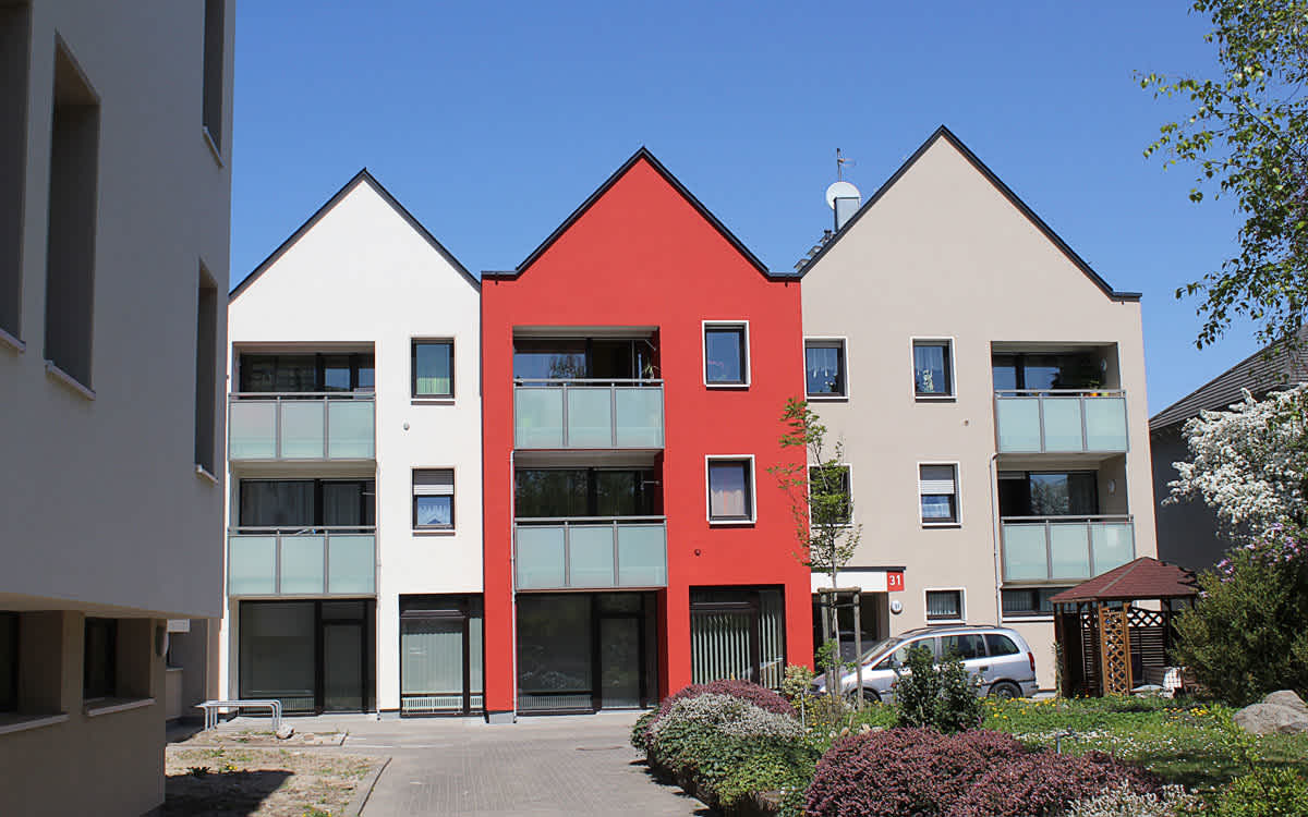 Projekt Faulbruchstraße, Rüsselsheim