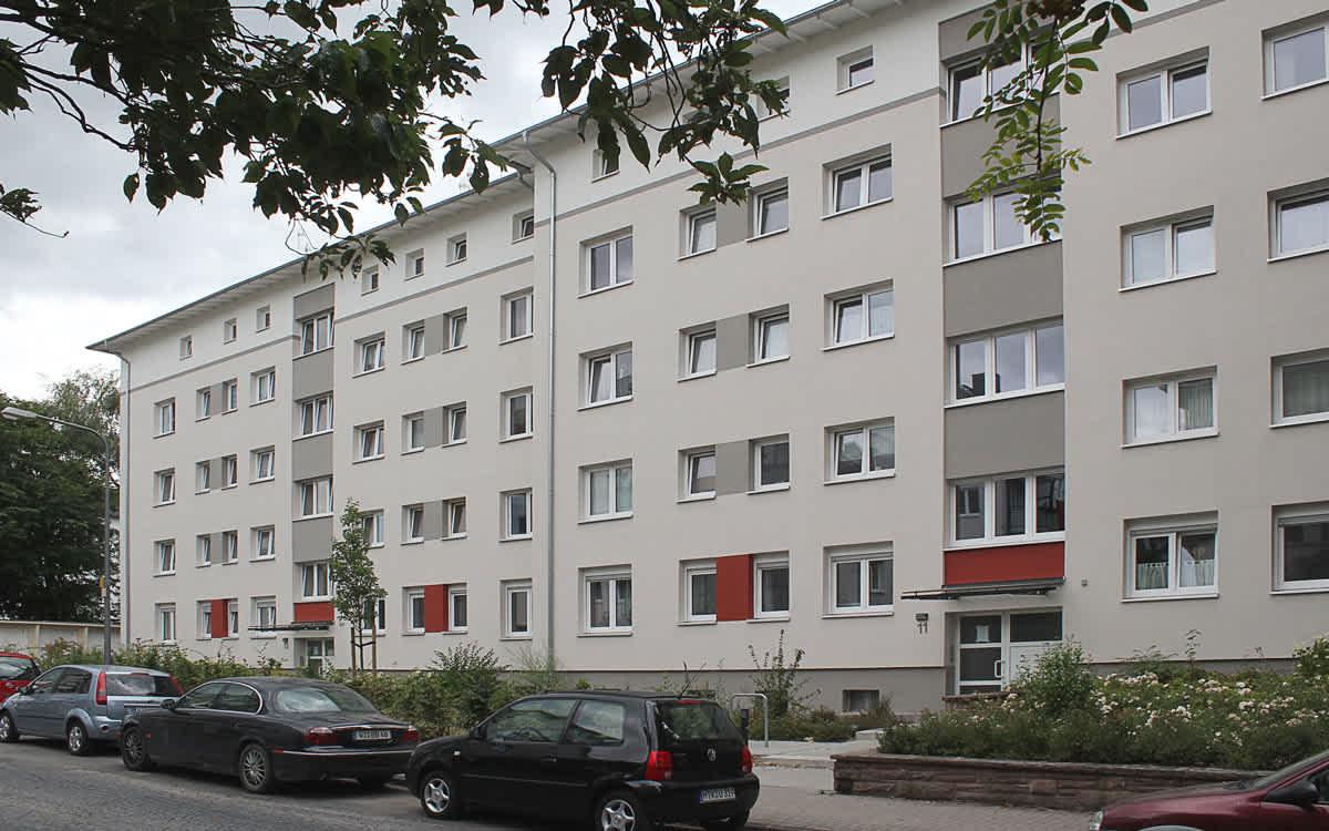Wolfram von Eschenbach Straße, Wiesbaden