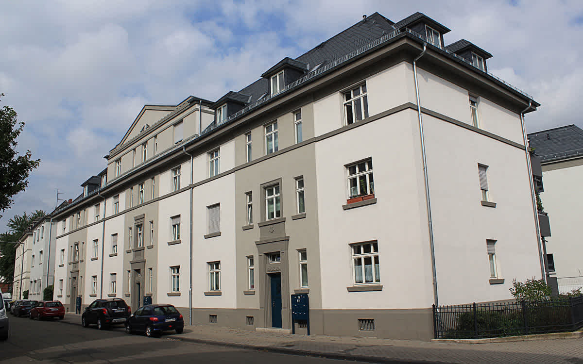 Projekt Pfälzer Straße, Wiesbaden