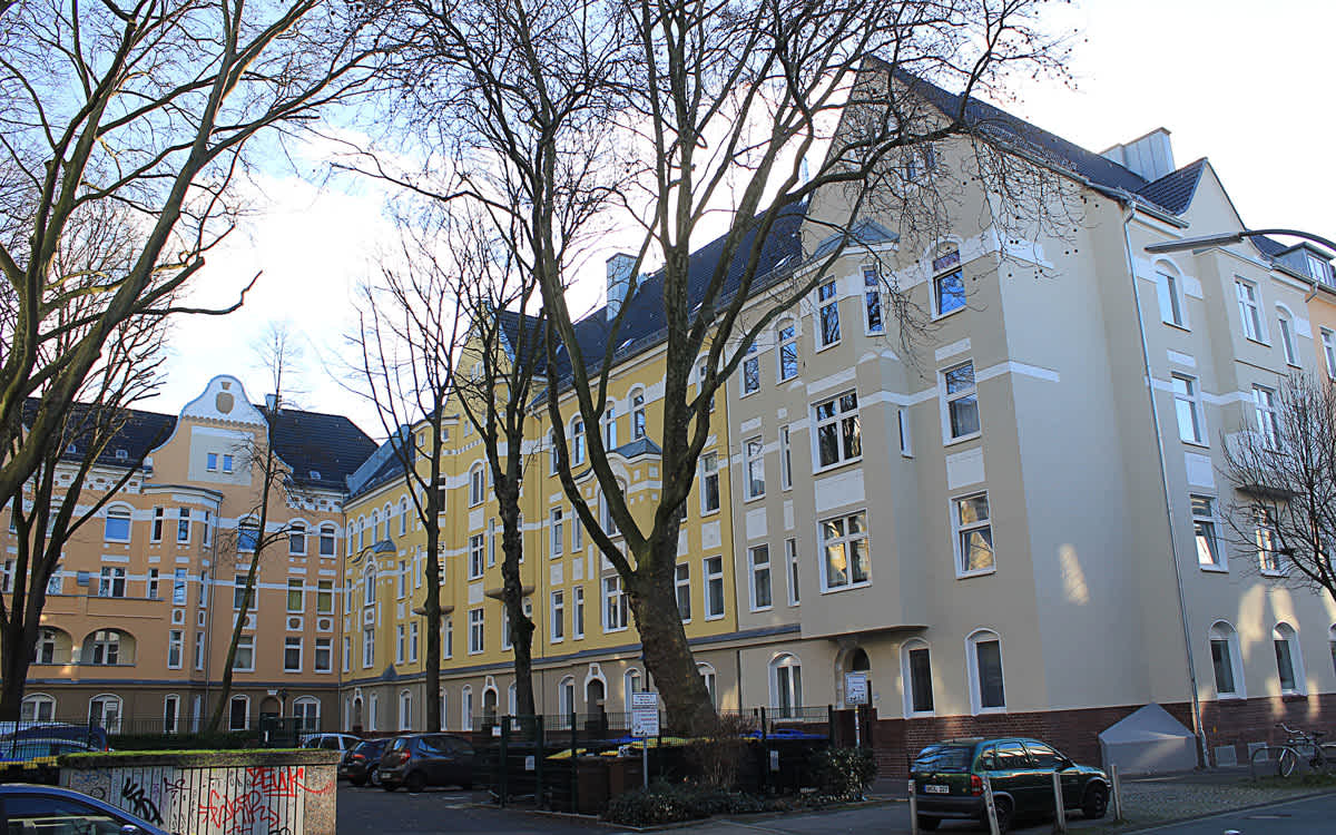 Projekt Scharnhorststraße, Dortmund