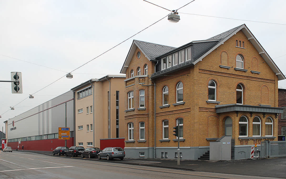 Projekt Montagehalle der Dango & Dienenthal Maschinenbau GmbH, Siegen