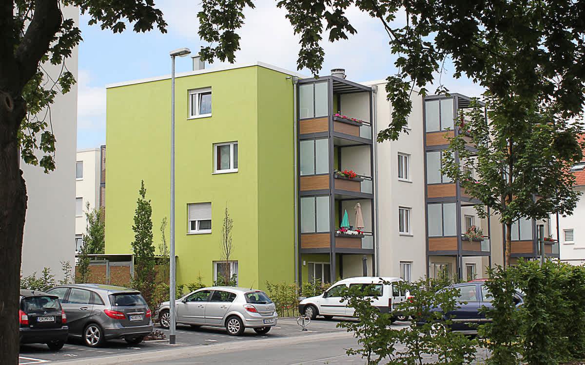 Projekt Gabelsberger Straße, Ginsheim-Gustavsburg