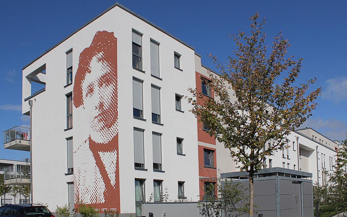 """Projekt """"Künstlerviertel"""", Wiesbaden"""
