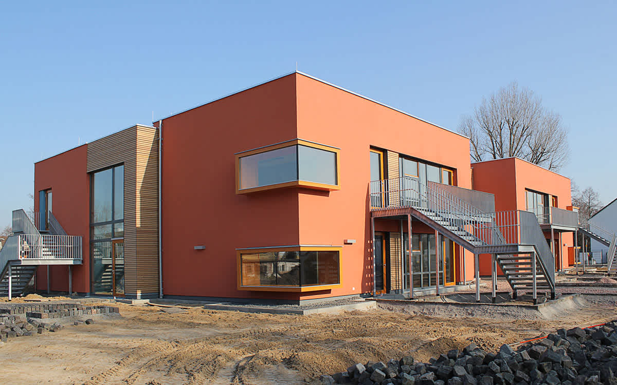 Projekt Kindertagesstätte Kostheim, Mainz-Kostheim