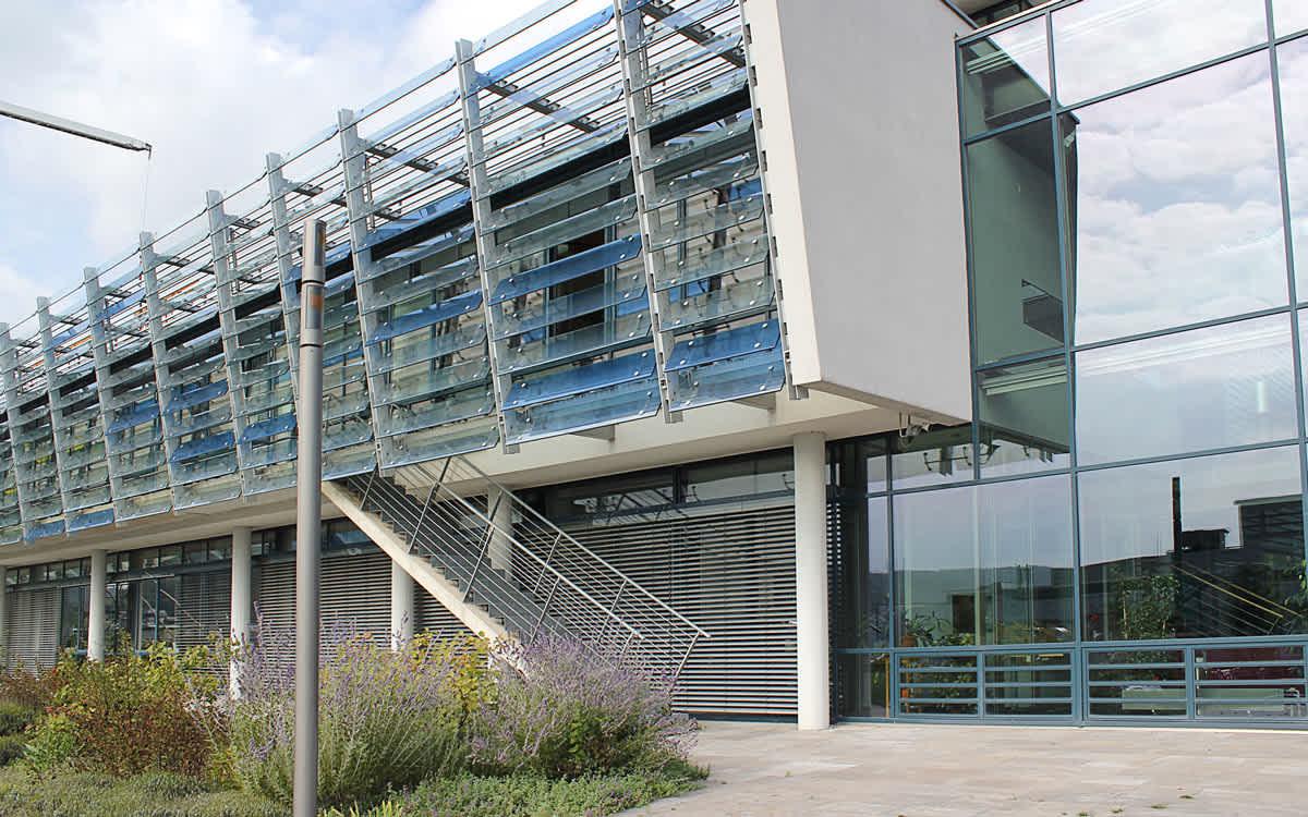 Projekt Forschungsinstitut für Chemische Ökologie, Jena