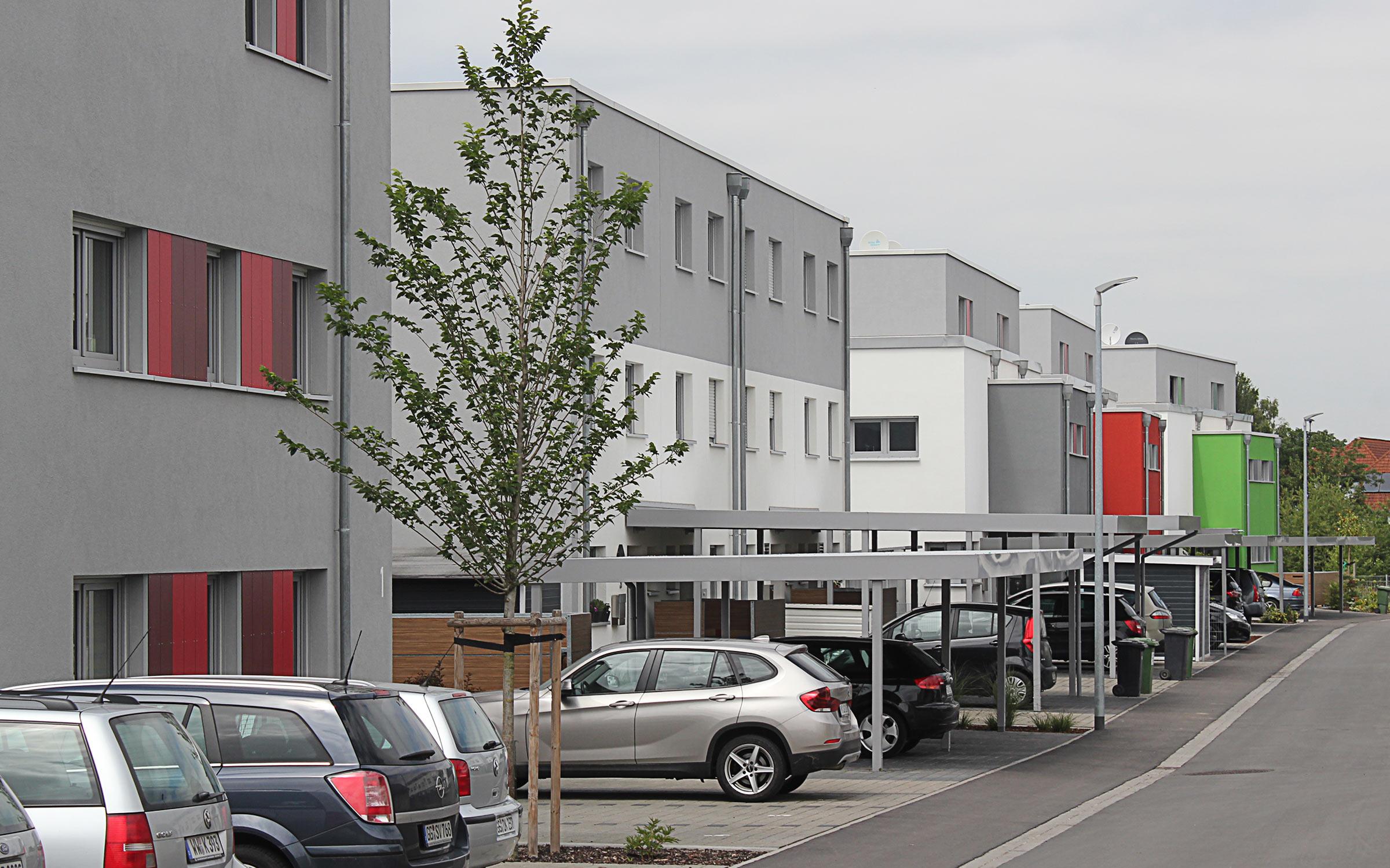 """Projekt """"Am alten Sportplatz"""", Ginsheim-Gustavsburg"""
