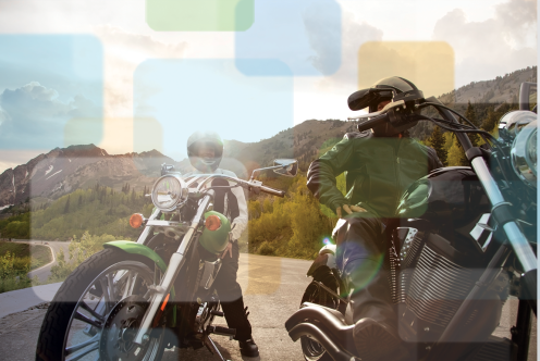 Motorcycle riders: get your two-wheels ready for t...