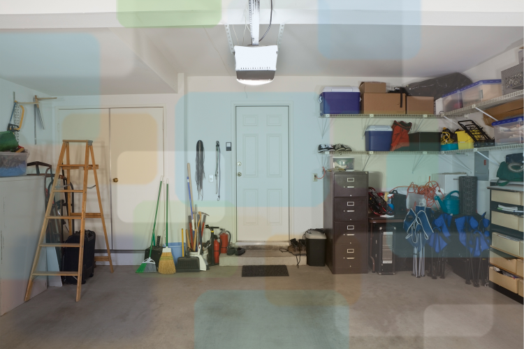 Are items in your garage or shed covered?