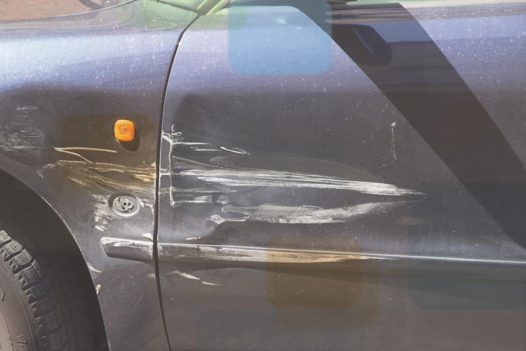 What to do after a hit and run accident?
