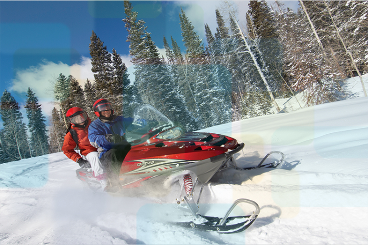 Ten tips for safe snowmobiling