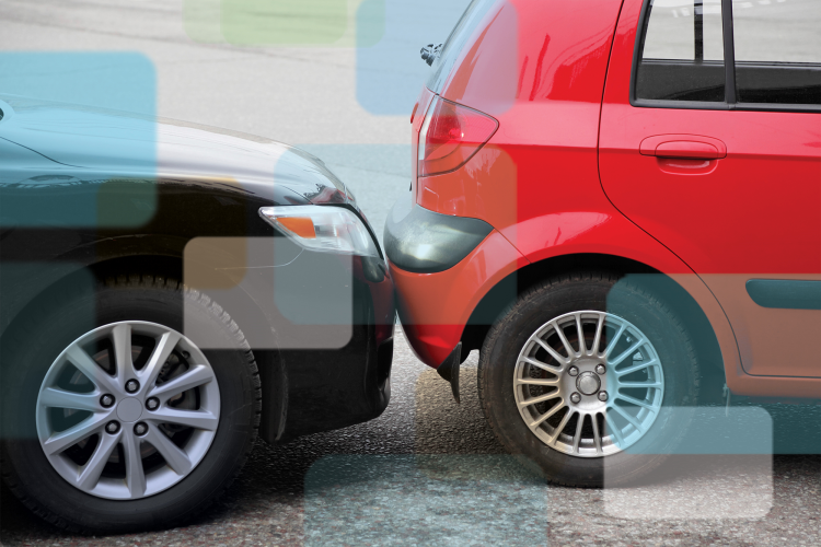 What should you do when you've hit a parked car?