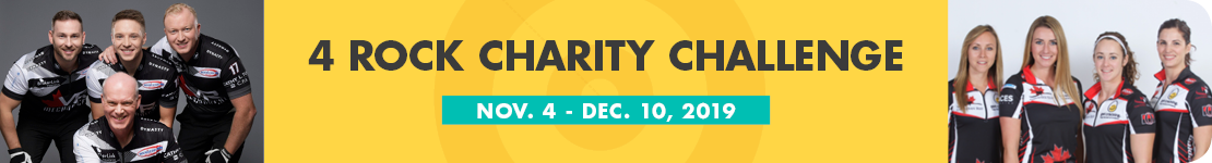 BrokerLink 4 Rock Charity Challenge. November 4th 2019 to December 10th 2019.