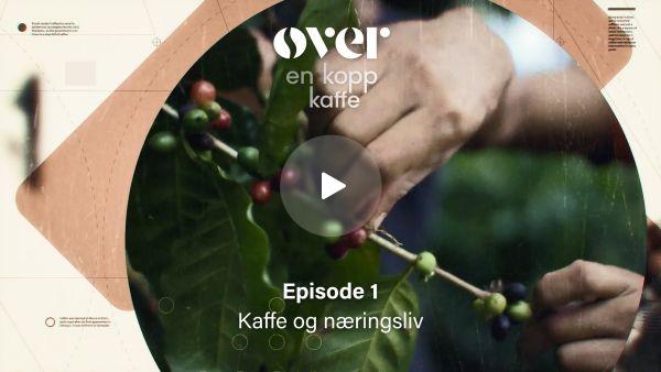 Over en kopp kaffe - Episode 1 Thumbnail - V2