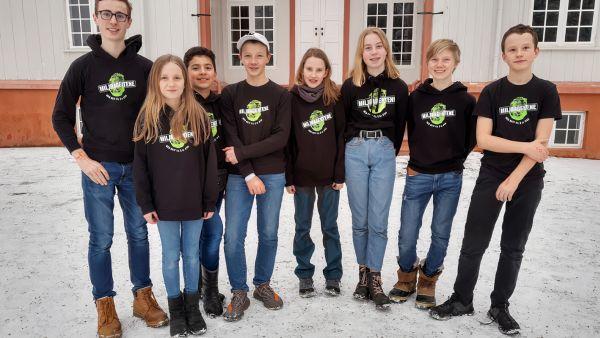 Barnas Klimapanel – Miljøagentene – Magnat Kaffehus