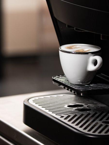 Aequator Bolivia - Kaffemaskin - Miljøbilde