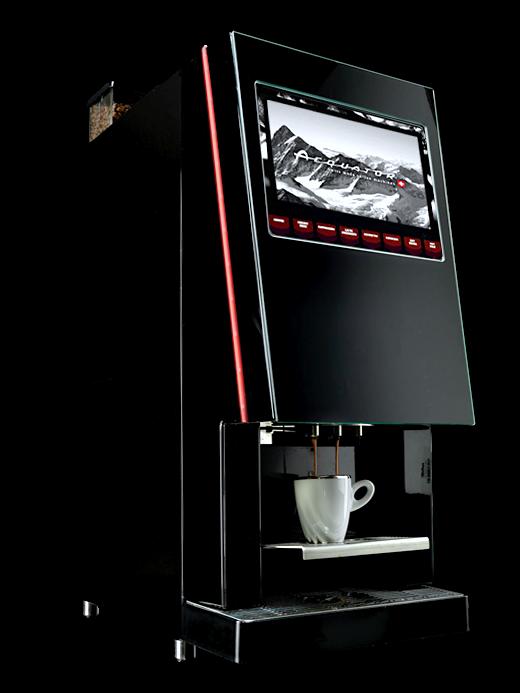 Aequator Ecuador - Kaffemaskin - Hovebilde