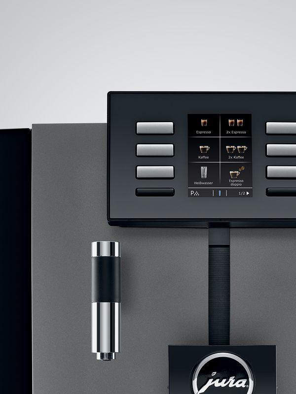 Jura X6 - Kaffemaskin - Front