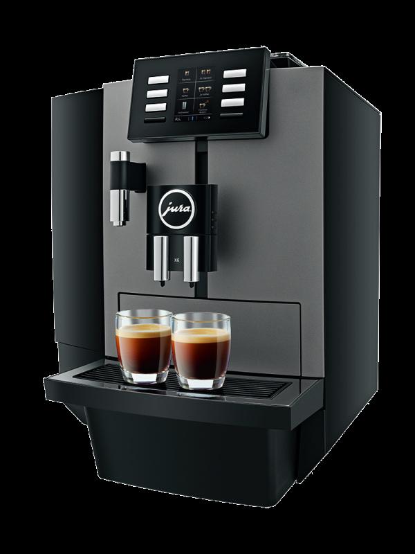 Jura X6 - Kaffemaskin - Hovedbilde