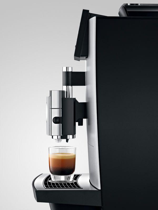 Jura X8 - Kaffemaskin - Side