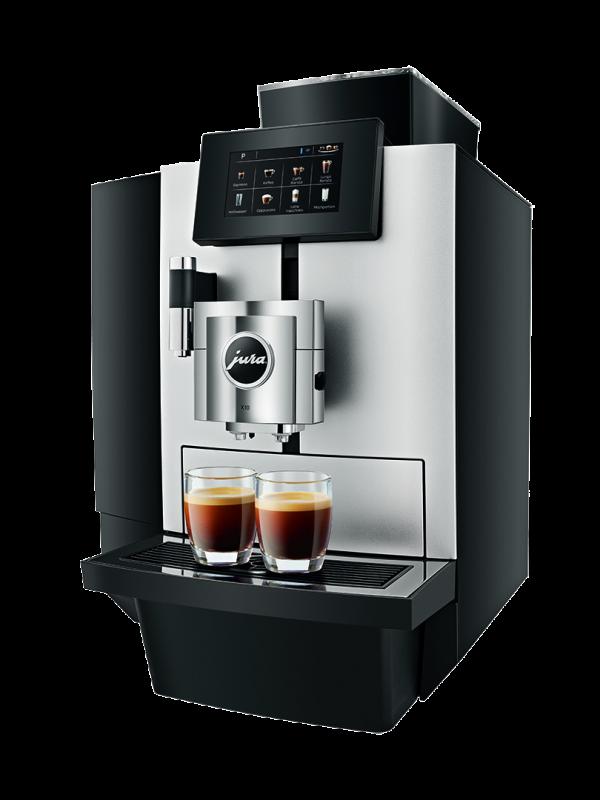 Jura X10 - Kaffemaskin - Hovedbilde