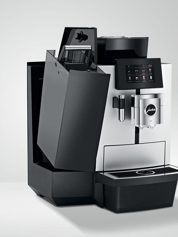 Jura X10 - Kaffemaskin - Maskin