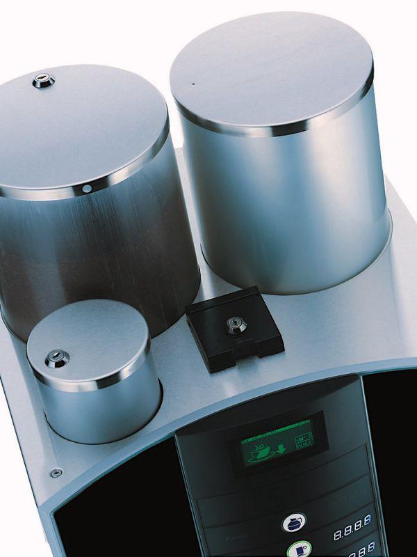 WMF Combination F - Kaffemaskin - Ovenfra