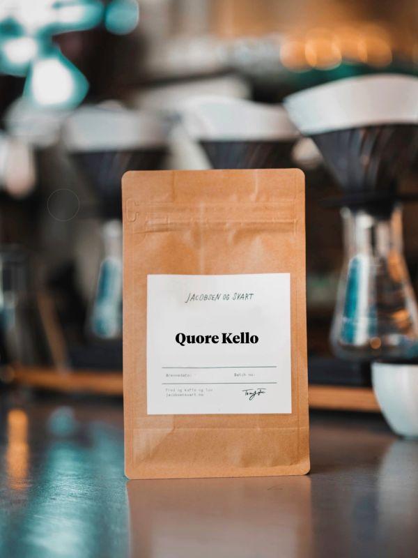 Jacobsen og Svart - Kaffe - Quore Kello