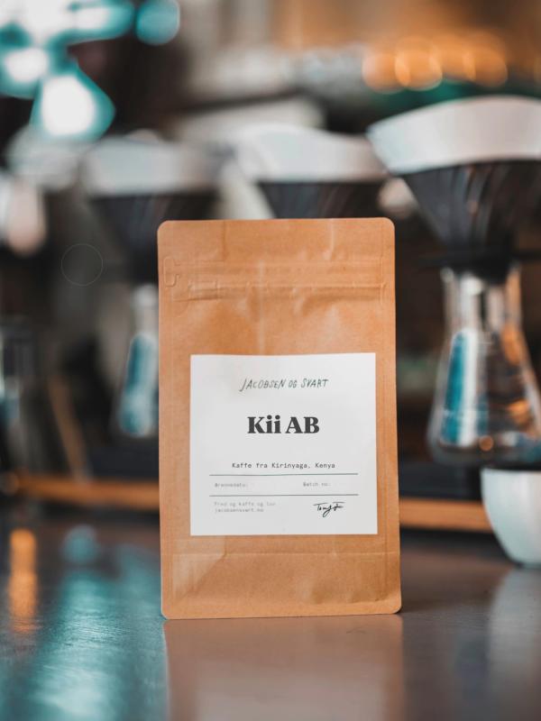 Jacobsen og Svart - Kaffe - KiiAB