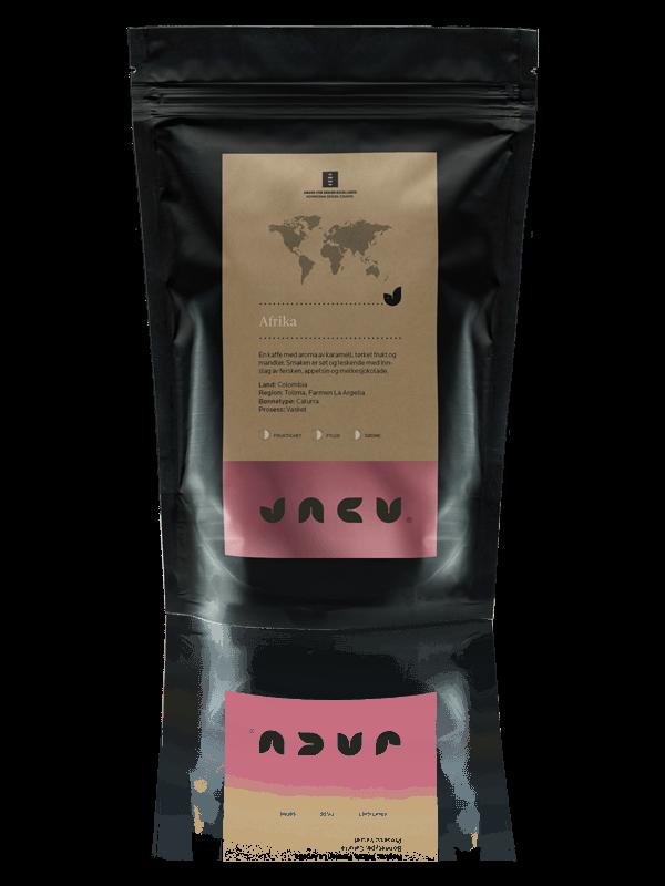 Jacu - Kaffe - Afrika