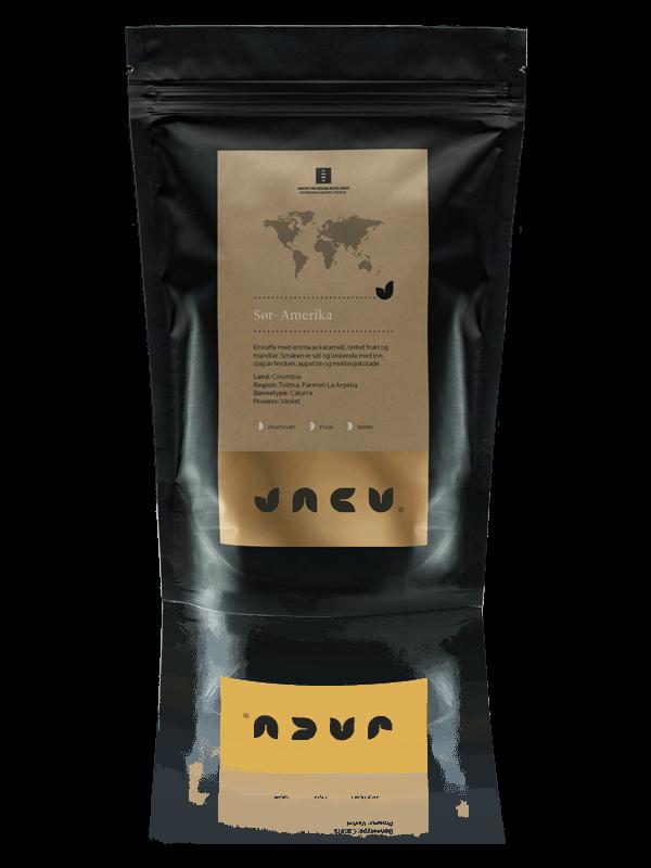 Jacu - Kaffe - Sor Amerika