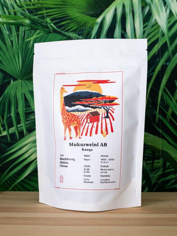 Langøra - Kaffe - Mukurweini AB