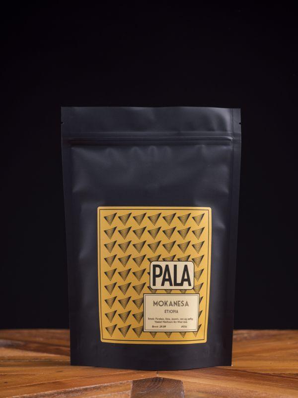 Pala - Kaffe - Mokanesa
