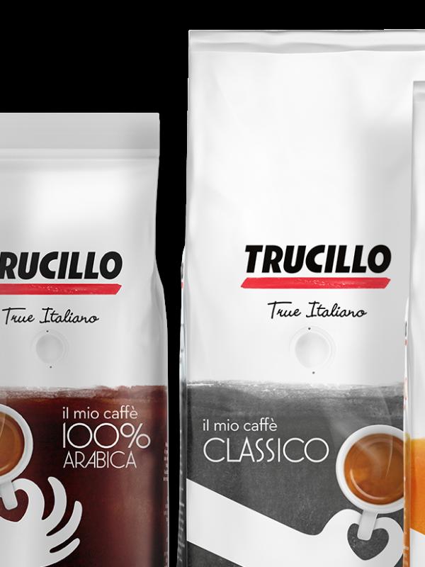 Trucillo - Kaffe - Kaffeposer