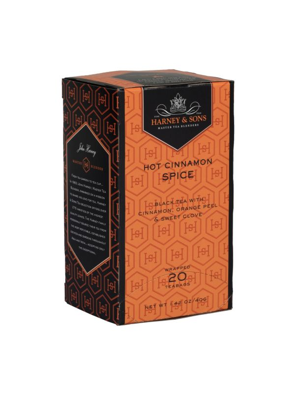 Harney and Sons - Te - Hot Cinnnamon Spice