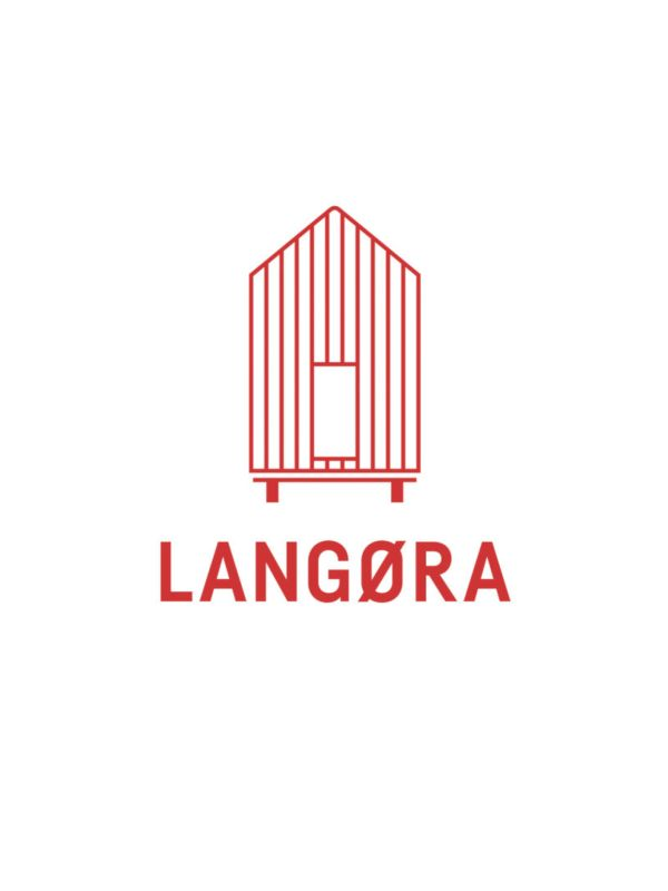 Langøra - Kaffe - Logo V3
