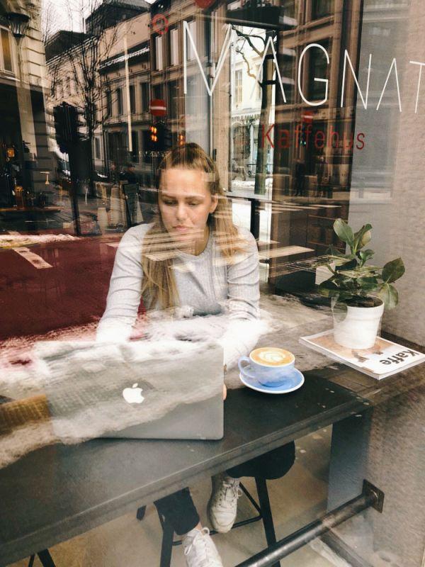 Eget Kaffehus - Artikkel - Utenfra og inn