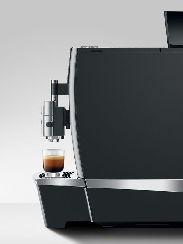 Jura Giga X3c - Kaffemaskin - Side