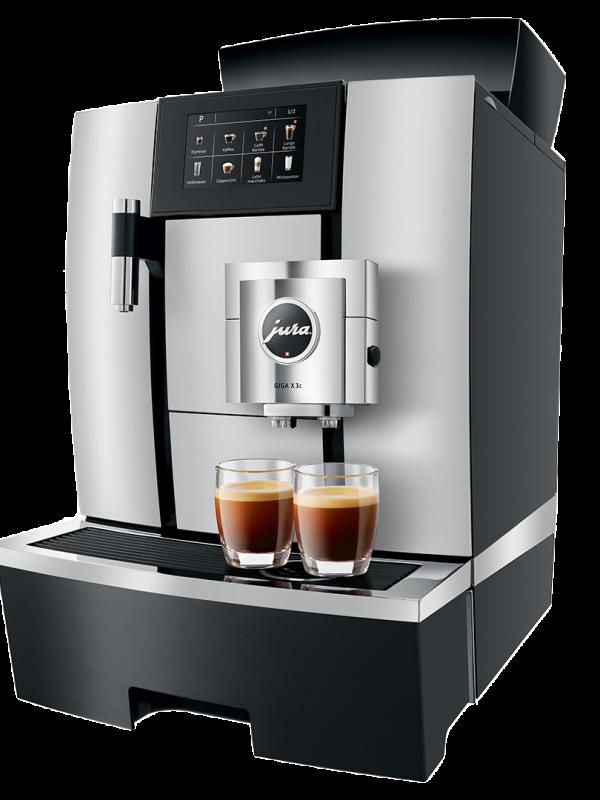 Jura Giga X3c - Kaffemaskin - Hovedbilde