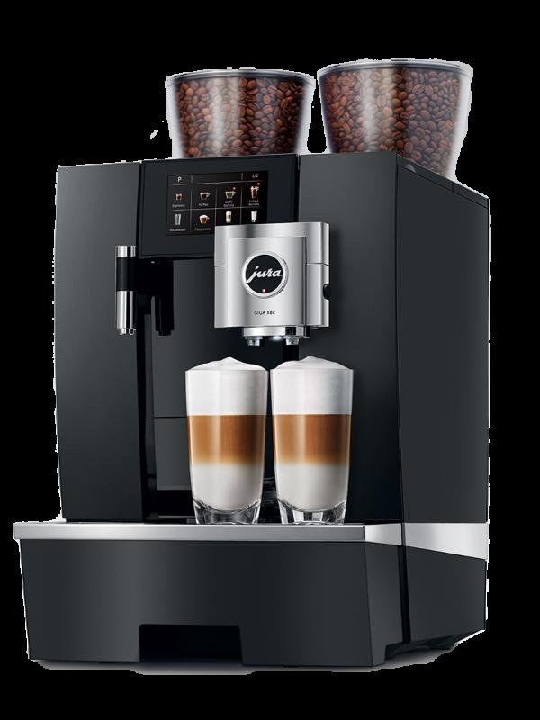 Jura Giga X8c - Kaffemaskin - Hovedbilde