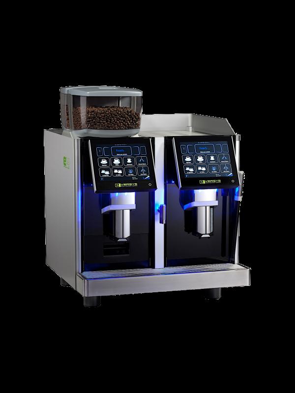 Eversys e'4 - Kaffemaskin - Hovedbilde