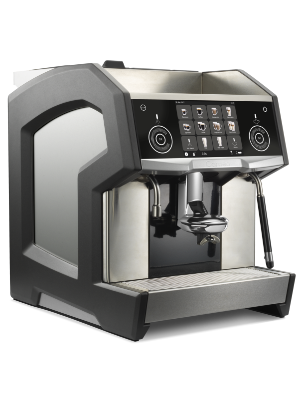 Eversys Cameo tempest - Kaffemaskin - Venstre side