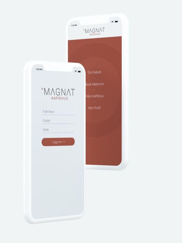 Egen App - Artikkel - Magnat Kaffehus
