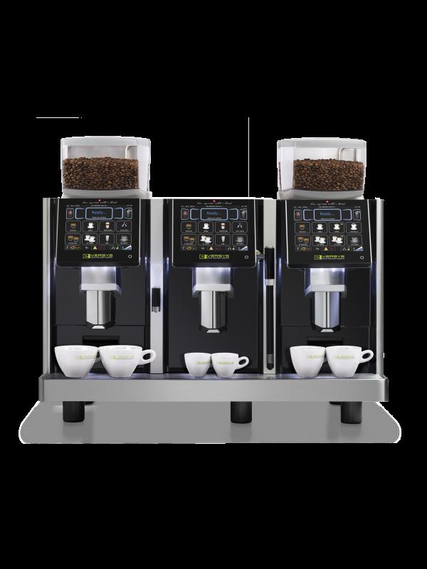 Eversys E6 - Kaffemaskiner - Front v2