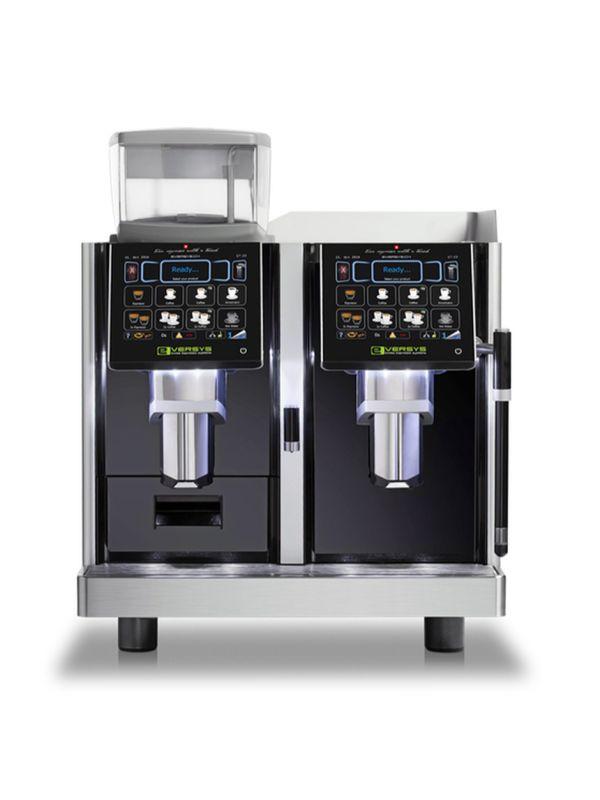 Eversys E4 - Kaffemaskin - V2