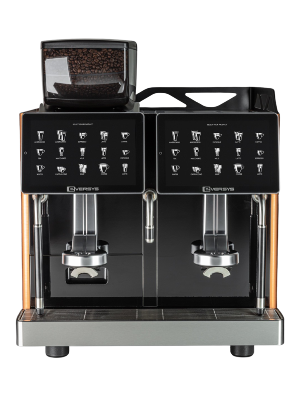 Eversys Enigma - Front - Kaffemaskiner
